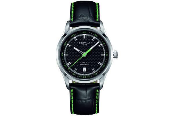Mens Certina DS-2 Watch C0244101605102