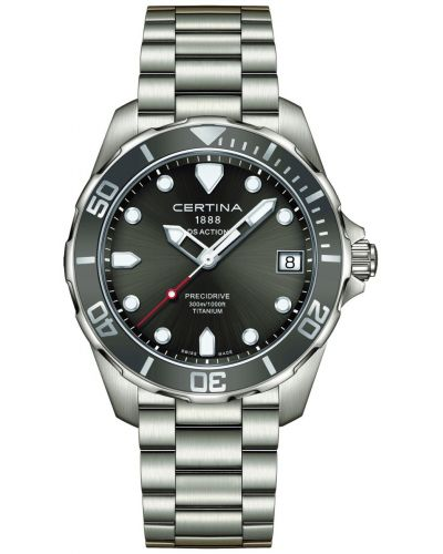 Mens Certina DS Action divers C0324104408100 Watch