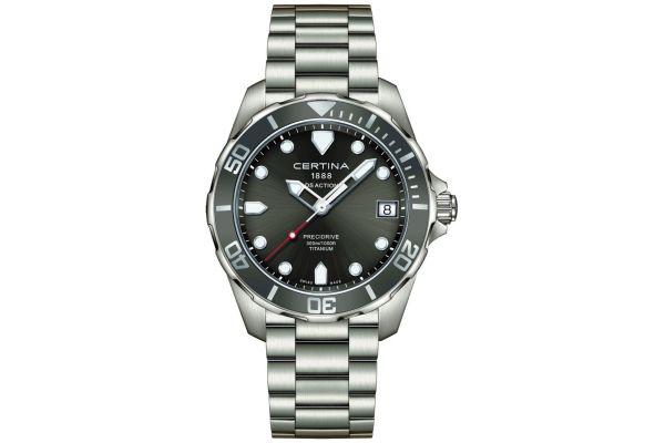 Mens Certina DS Action Watch C0324104408100