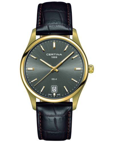 Mens Certina DS-4 swiss made C0226103608100 Watch