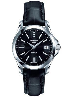 Womens Certina DS Prime swiss classic C0042101605600 Watch