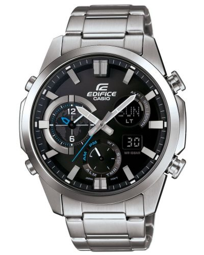 Mens Casio Edifice stainless steel ERA-500D-1AER Watch
