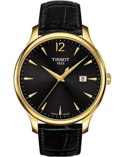 Mens Tissot Tradition Swiss Made Quartz T063.610.36.057.00 Watch