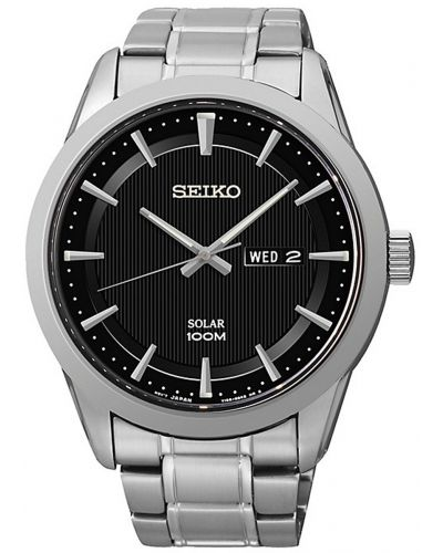 Mens Seiko Solar sports SNE363P1 Watch