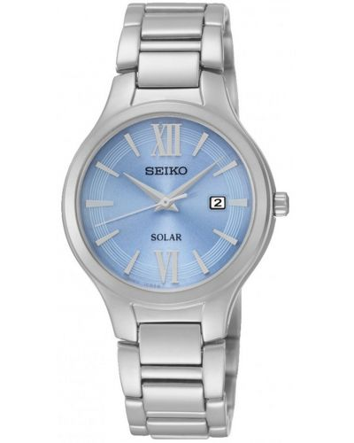 Womens Seiko Solar blue dial SUT209P9 Watch