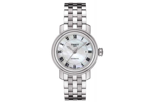Womens Tissot Bridgeport Watch T097.007.11.113.00