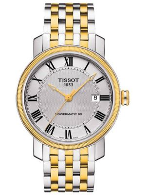 Mens Tissot Bridgeport classic automatic T097.407.22.033.00 Watch
