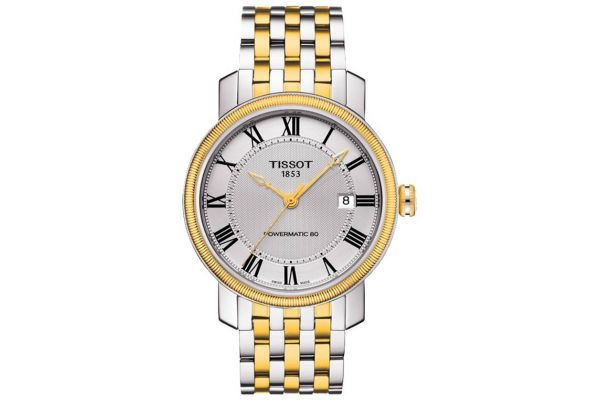 Mens Tissot Bridgeport Watch T097.407.22.033.00