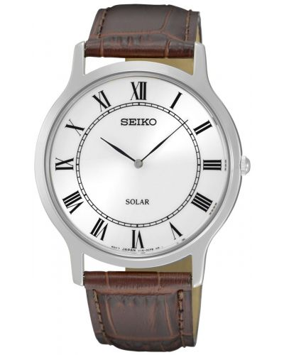 Mens Seiko Solar SUP869P1 Watch