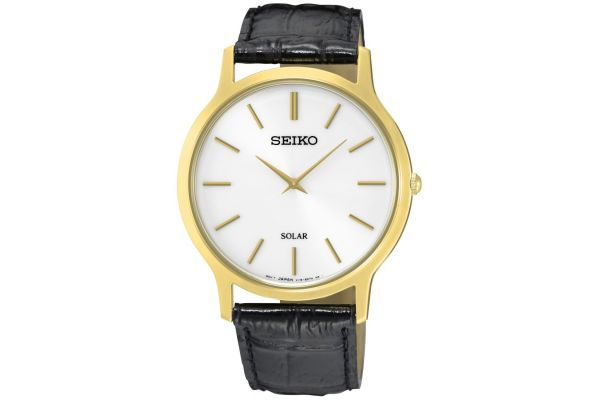 Mens Seiko Solar Watch SUP872P1