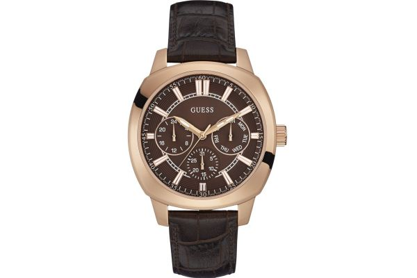 Mens Guess Prime Watch W0660G1