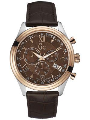 Mens GC Smart Class designer chrono Y04003G4 Watch
