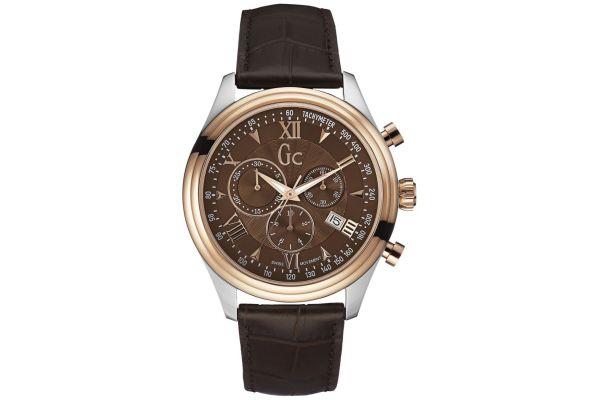 Mens GC Smart Class Watch Y04003G4