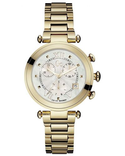 Womens GC Lady Chic Day & Date Y05008M1 Watch