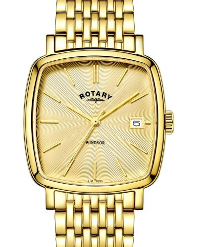 Mens Rotary Windsor quartz GB05308/03 Watch