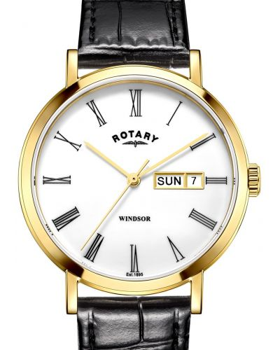 Mens Rotary Windsor classic quartz GS05303/01 Watch