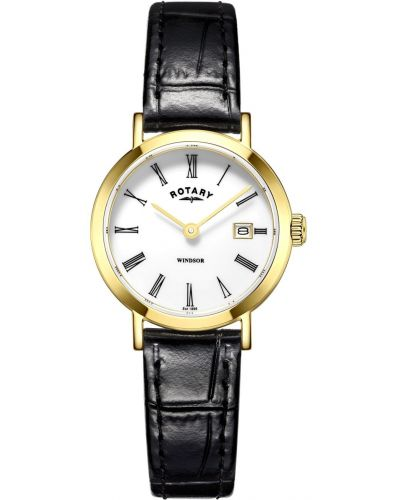 Womens Rotary Windsor classic styled LS05303/01 Watch