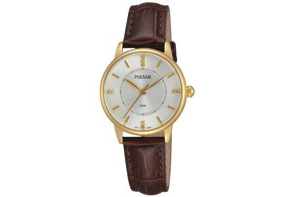 Womens Pulsar  Dress Wear Watch PH8182X1