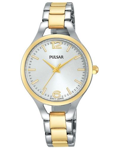 Womens Pulsar  Dress Wear gold pvd PH8186X1 Watch
