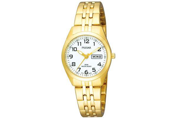 Womens Pulsar  Classic Watch PN8002X1