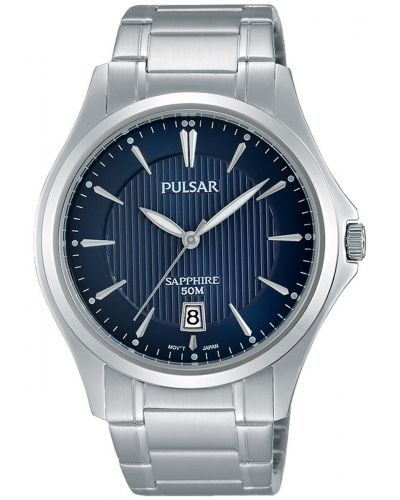 Mens Pulsar  Dress Wear blue dial PS9385X1 Watch