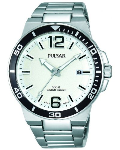 Mens Pulsar  Sports stainless steel PS9403X1 Watch