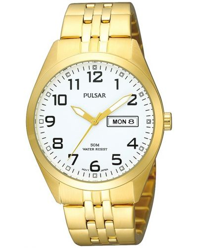Mens Pulsar  Classic quartz movement PV3006X1 Watch