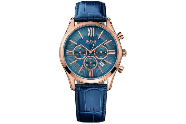 Mens Hugo Boss Ambassador Watch 1513320