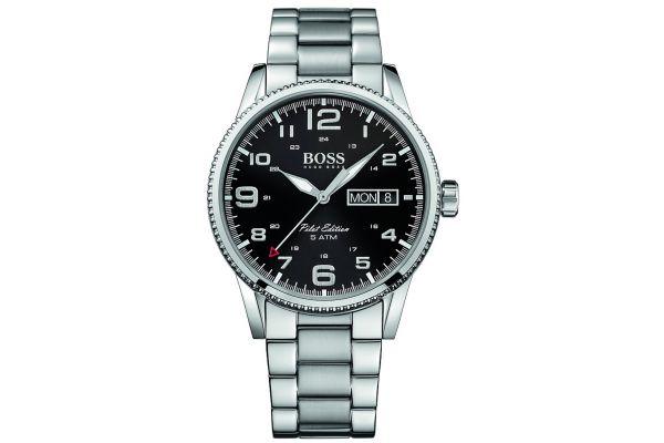 Mens Hugo Boss Pilot Edition Watch 1513327