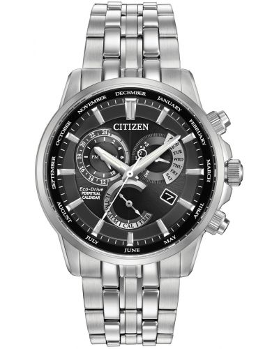Mens Citizen Calibre large cased BL8140-55E Watch