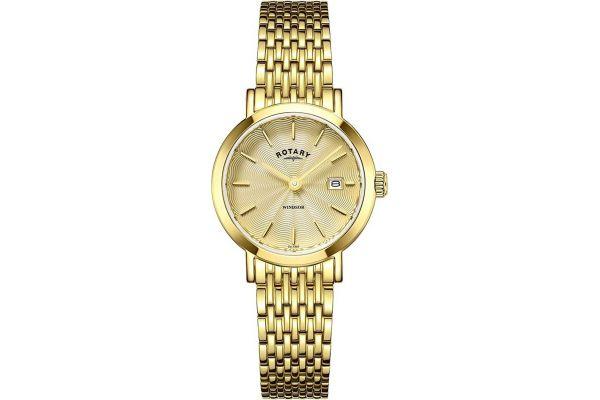Womens Rotary Windsor Watch LB05303/03