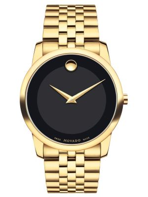 Mens Movado Museum swiss made 606997 Watch