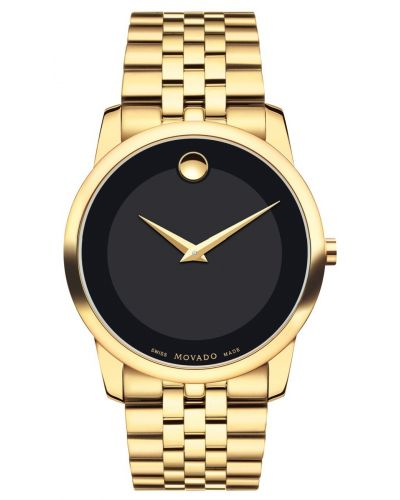 Mens Movado Museum swiss made 606997 Watch