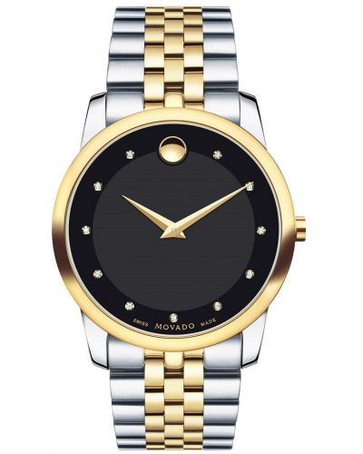 Mens Movado Museum swiss made 606879 Watch