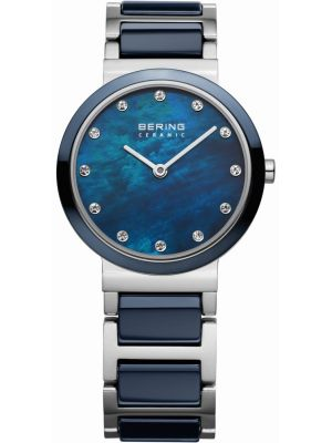 Womens Bering Ceramic mother of pearl 10729-787 Watch