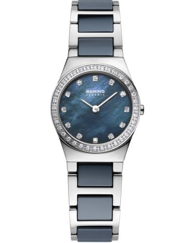 Womens Bering Ceramic stainless steel dress 32426-707 Watch