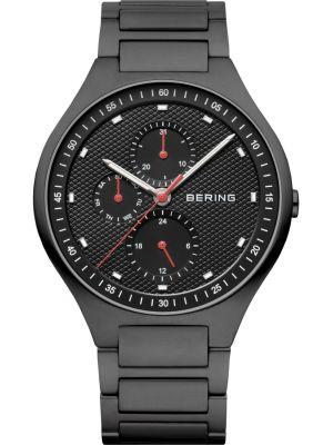 Mens Bering Titanium quartz 11741-772 Watch