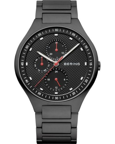 Mens Bering Titanium quartz 11741-772 Watch