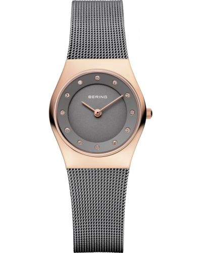 Womens Bering Classic stainless steel milanese 11927-369 Watch