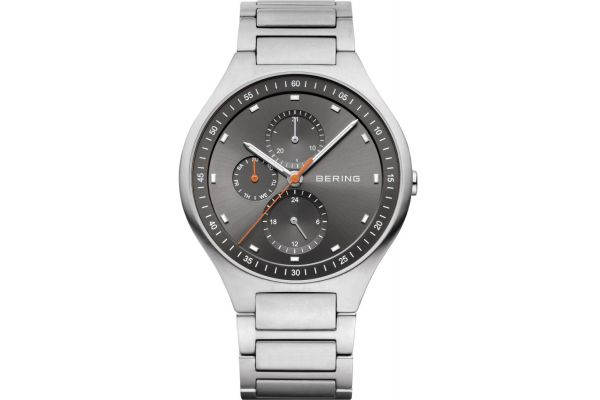Mens Bering Titanium Watch 11741-702