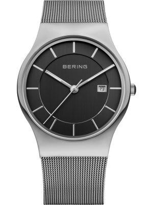 Mens Bering Classic milanese mesh strap 11938-002 Watch