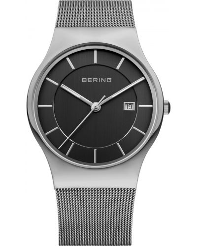 Mens Bering Classic milanese mesh strap 11938-002 Watch