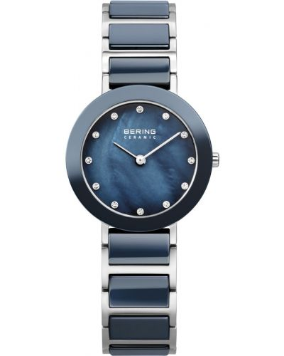 Womens Bering Ceramic blue 11429-787 Watch