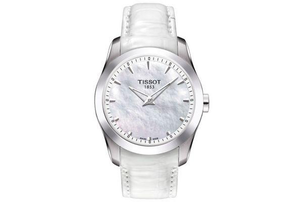 Womens Tissot Couturier Watch T035.246.16.111.00