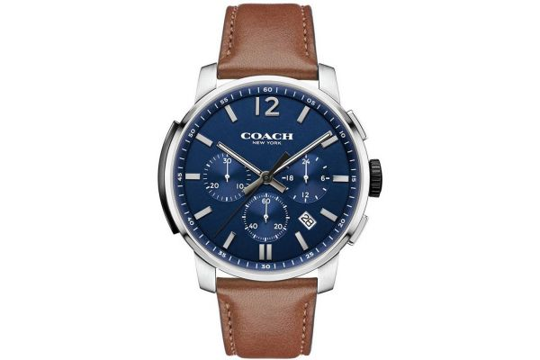 Mens Coach Bleecker Watch 14602015