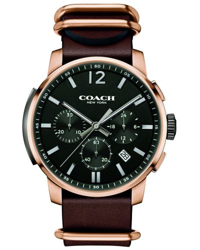 Mens Coach Bleecker quartz 14602019 Watch