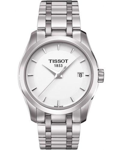 Womens Tissot Couturier swiss quartz t035.210.11.011.00 Watch