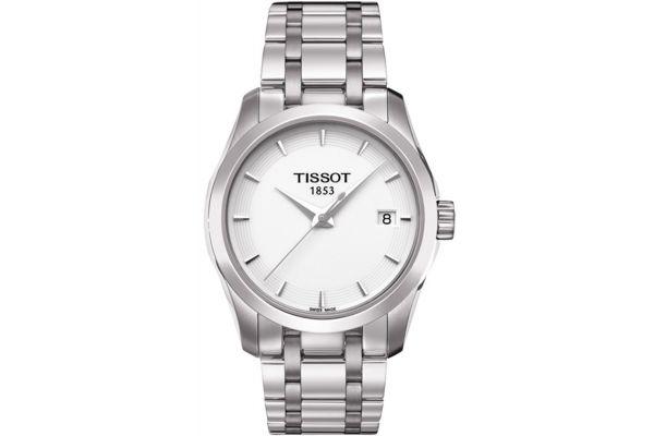 Womens Tissot Couturier Watch t035.210.11.011.00
