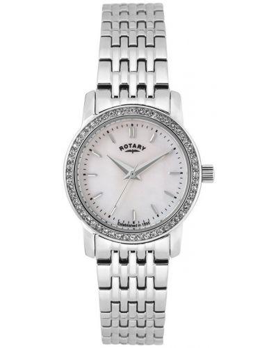 Womens Rotary Sloane crystal set LB02460/07 Watch
