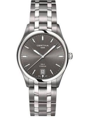 Mens Certina DS-4 swiss quartz C0224104408100 Watch